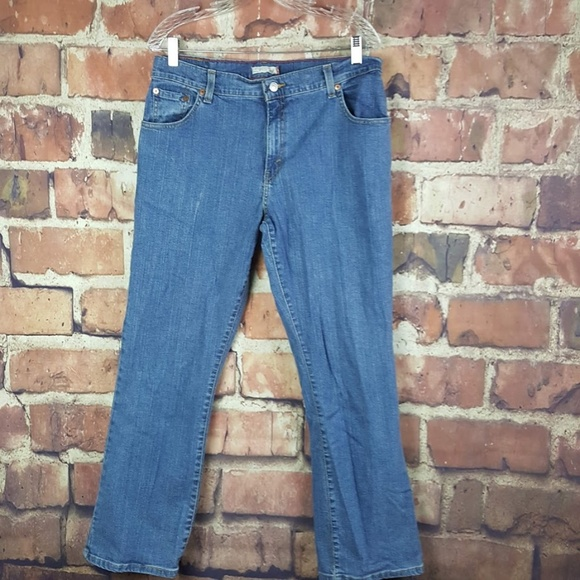 ce93fe9f9f6 Levi's Jeans   Levis 550 Relaxed Bootcut Womens Size 14 S   Poshmark